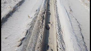 XRAY Cross в поисках диагоналки попал на песок (18+)