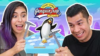 PENGUIN TRAP! - For Fun Sake