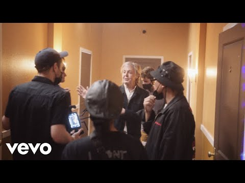 Paul McCartney Releases Behind The Scenes of Find My Way Back, Produced with Hyperreal.