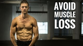 How To Avoid Losing Muscle When Doing Cardio