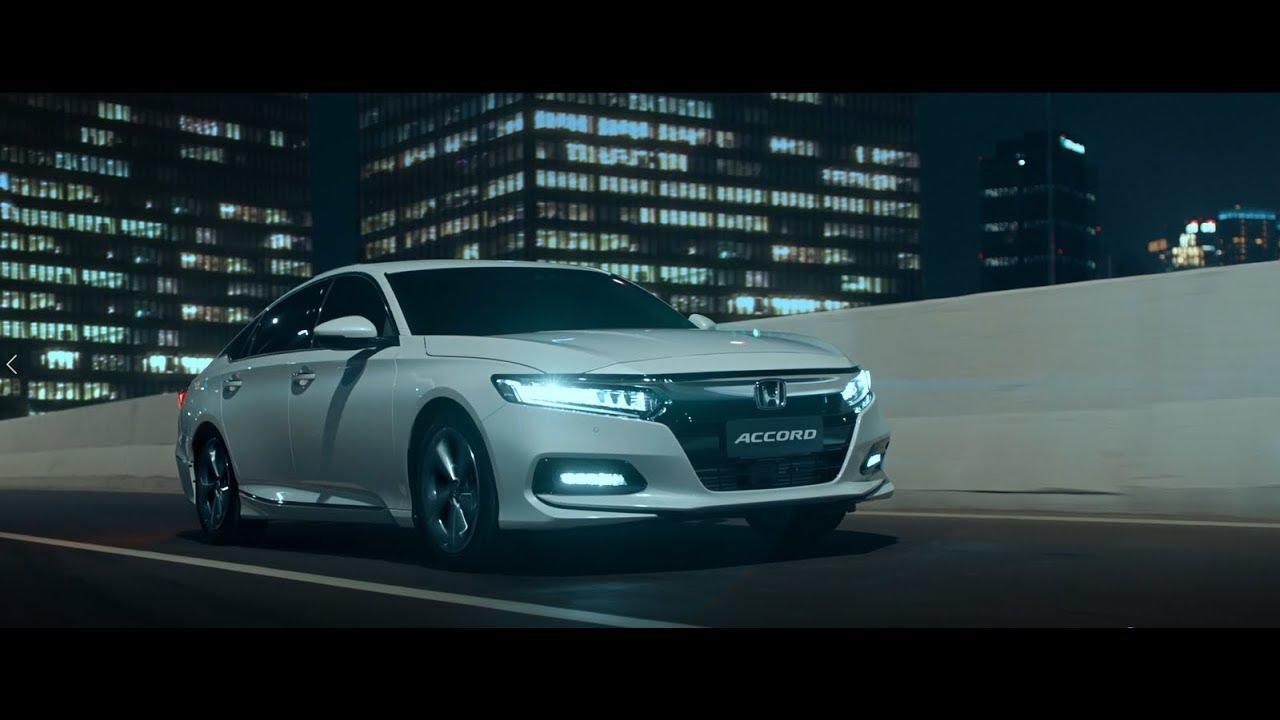 Honda Accord Official Site >> Official Video Presentation All New Honda Accord Drivevolution