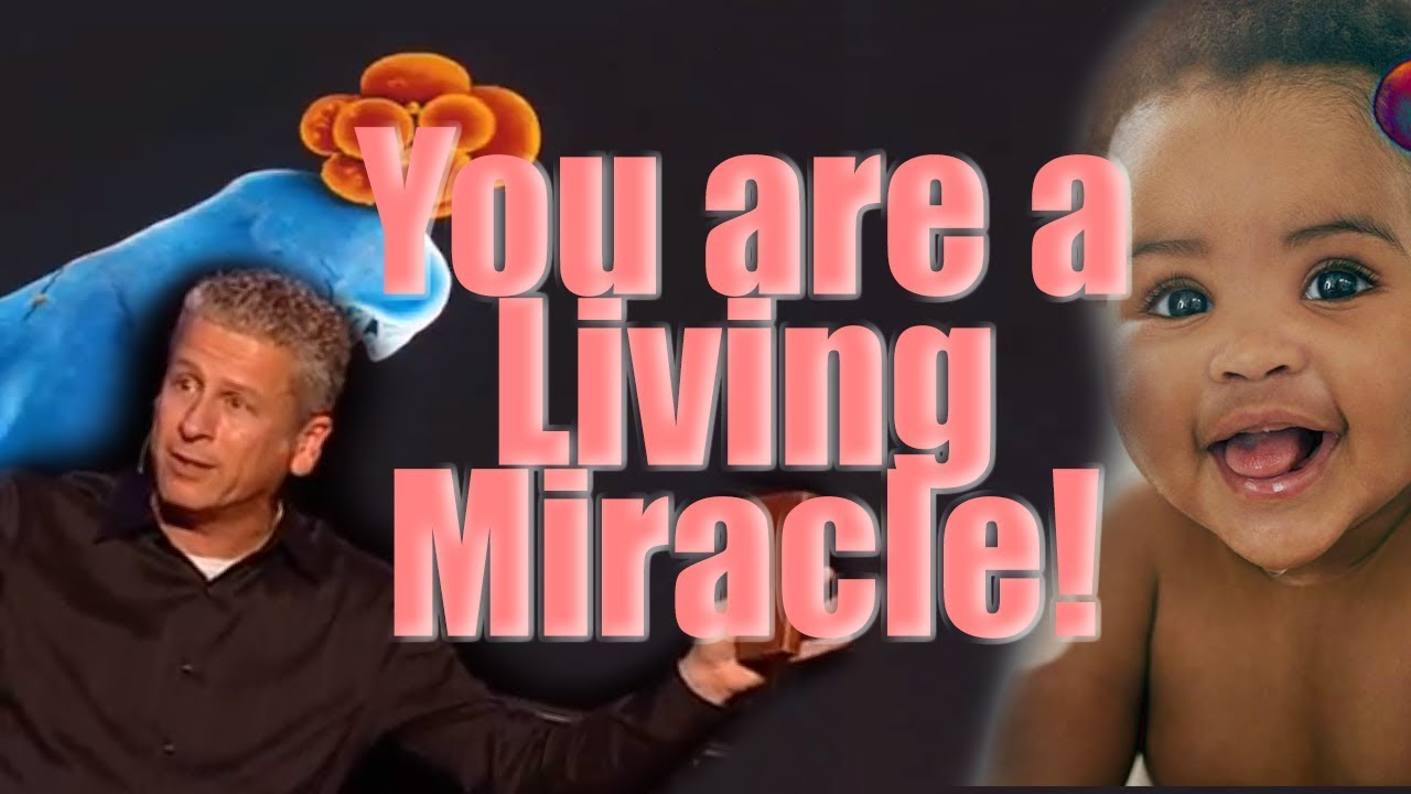 You are a Living MIRACLE! The Miracle in the Womb - Louie Giglio Pt .1/2