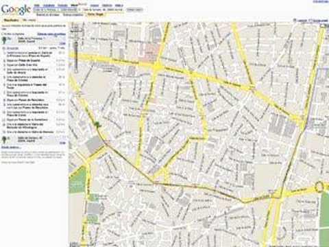 Google Maps - General