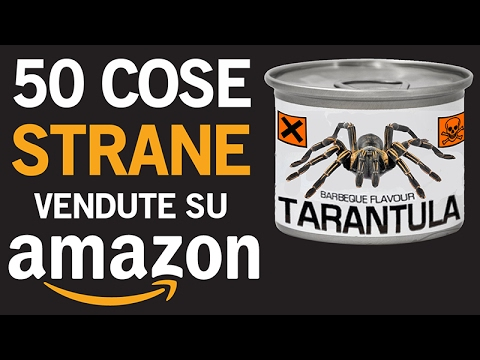 50 oggetti assurdi venduti su amazon youtube for Cerco cose gratis