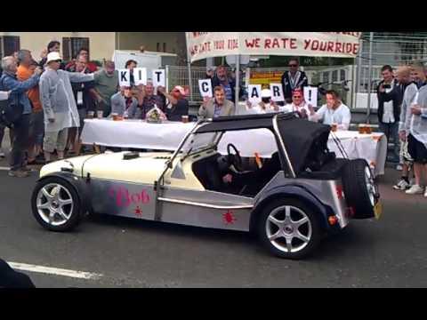 Formula 27 Mulsanne Mad Friday 2011 Kit Car Roy Youtube