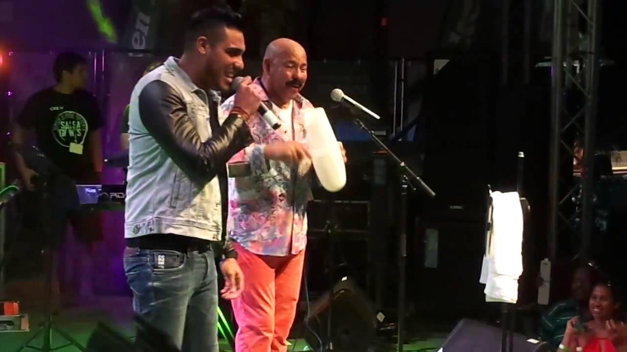 Taboga - Sergio George & Salsa Giants con Oscar D'León y Ronald Borjas -  YouTube