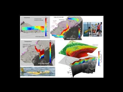 "Modeling of coean circulation and  biogeochemical variability"", Ruoying He, NCSU"