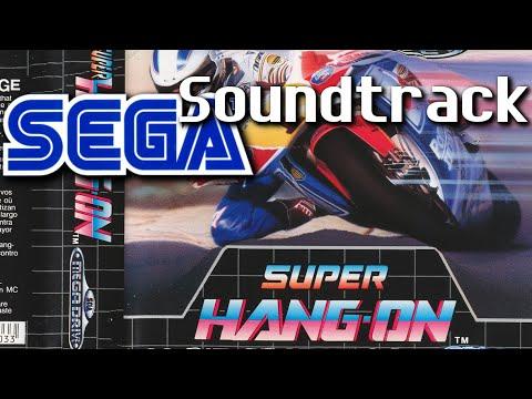 [SEGA Genesis Music] Super Hang-On - Full Original Soundtrack OST