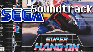 [SEGA Genesis Music] Super Hang-On - Full Original Soundtrack OST