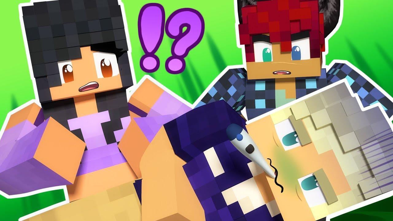 Garroth Gets Sick || Minecraft Murder