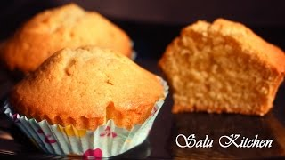 How to Make Soft and Fluffy Vanilla Cupcake