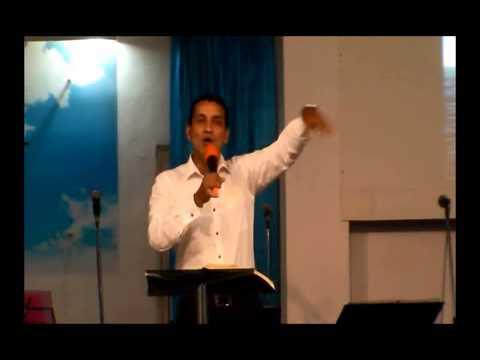 """Rev. Conrad De Silva """"God's delay is not God's denial"""""""