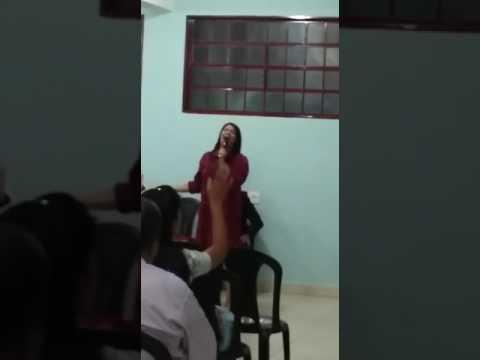 Cantora Fabiane Ribeiro - Sertãozinho-SP