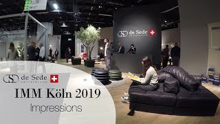 2019 IMM Cologne - Impressions