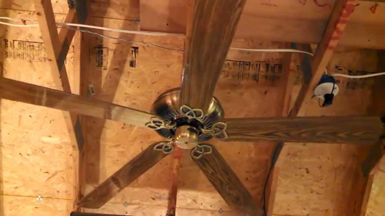 Lasko House Beautiful Quot Great Room Quot Ceiling Fan Youtube