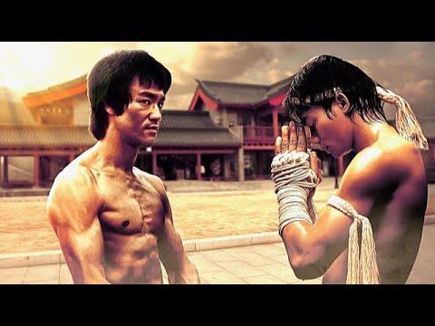 Download Bruce Lee vs Tony Jaa   Jeet Kune Do vs Muay Thai
