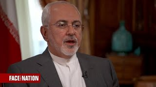 Iranian Foreign Minister on Americans detained in Tehran
