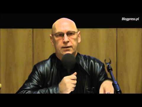 Leszek Żebrowski about anti polish campaign
