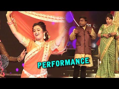 Sanskruti Kaladarpan 2016 | Dance Performances & Comedy Skit | Prajakta Mali, Mayuresh Pem