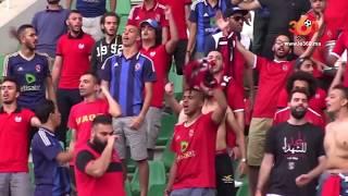 اولتراس اهلاوى يساند الاهلى فى المغرب ضد الوداد - 2016