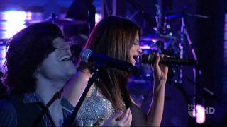 A Year Without Rain - Selena Gomez Live @ (Lopez Tonight 16.11.2010) HD [1080p]