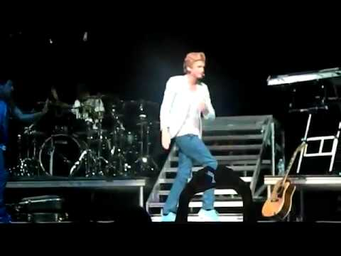 Cody Simpson & Justin Bieber - BELIEVE TOUR - ALL DAY Performance.