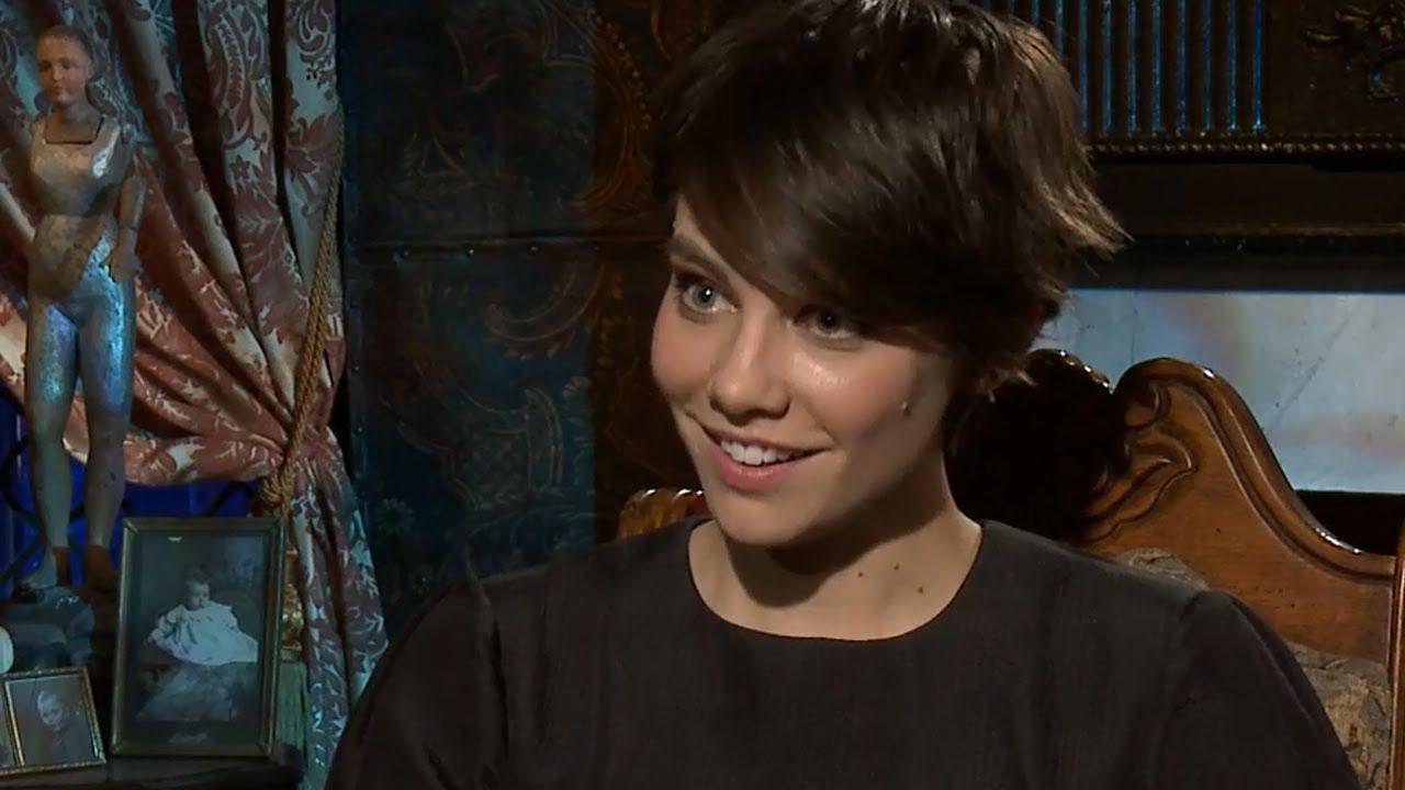 Lauren Cohan Spills The Walking Dead Season 6 Details The -7027