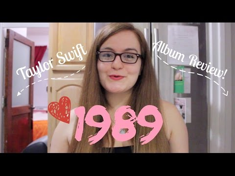 1989 TAYLOR SWIFT | ALBUM REVIEW