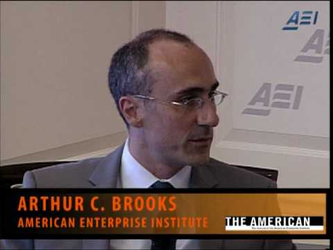 Arthur Brooks: Why Earned Success is so Important