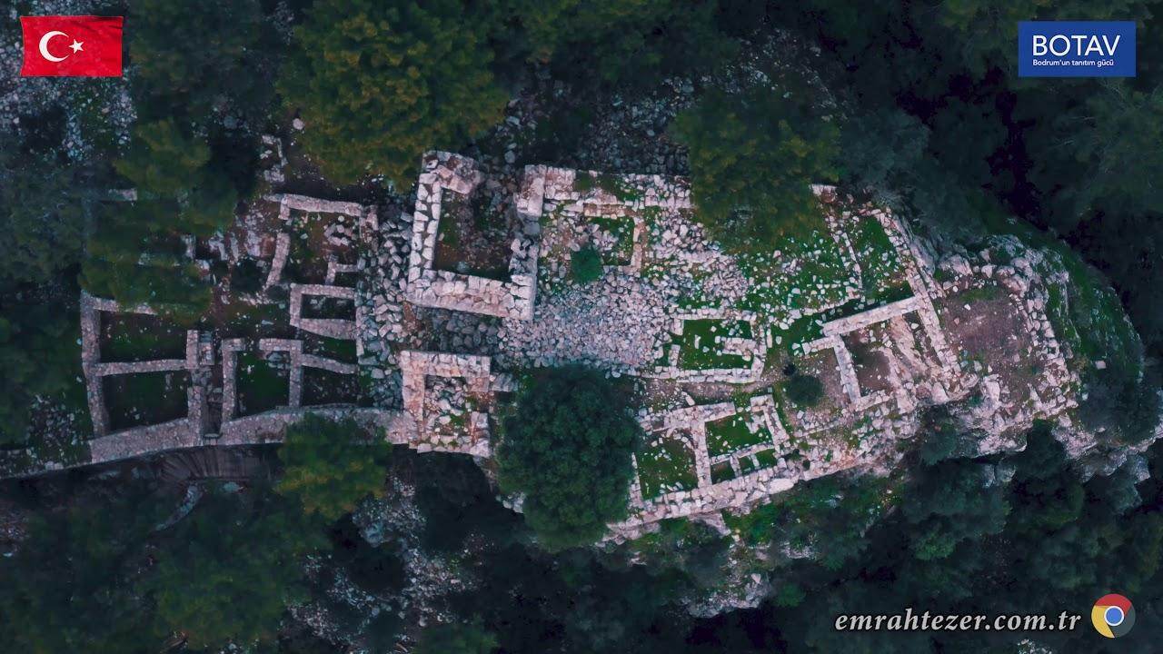 Pedasa Antik Kenti | Konacık/Bodrum-MUĞLA