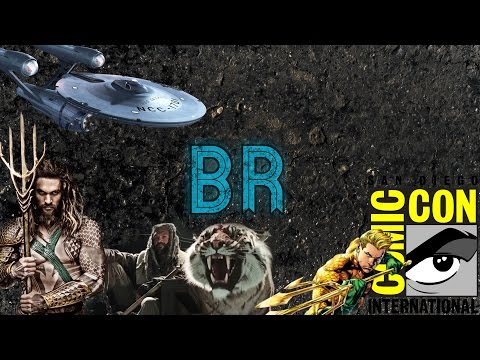 Black Ribbon's Ramble PODCAST - COMIC CON, JUSTICE LEAGUE, THE WALKING DEAD, POP VINYLS & MORE