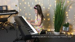 """Spoonful of Sugar"" & ""Romance"" - Murfreesboro Accelerated Piano Lab"