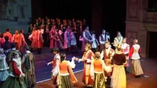 Polonez - Polish dance
