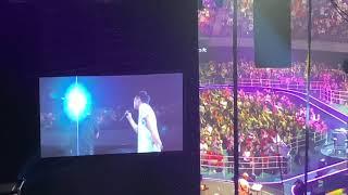 2019年1月8日に大阪城ホールで行われた小田和正さんのライブのアンコー...