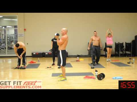 Get Fit Fast Boot Camp