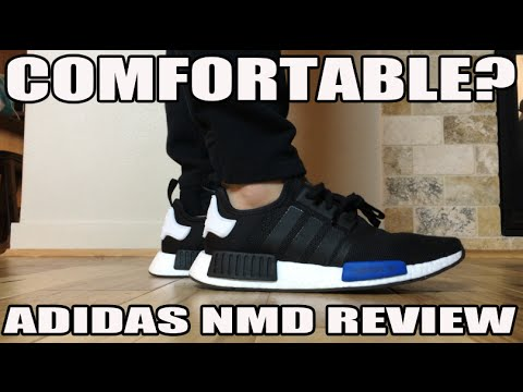 check out 0ab84 03cdc How Comfortable is the adidas NMD boost (Review + On Feet) - Duration  815. Hes Kicks 231,297 views