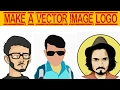 How To Make Vector Like Carryminati And BB Ki Vines Full Explained Hindi Mobile