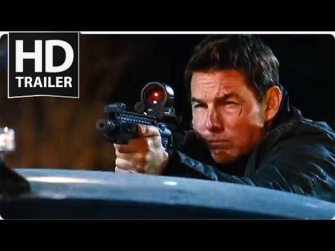 JACK REACHER 2: NEVER GO BACK All Trailer + Clips (Ultra HD 4K - 2016) streaming vf