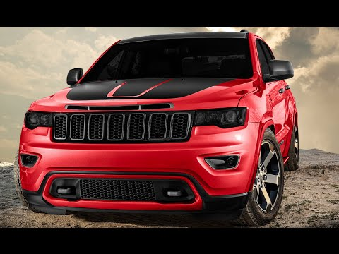 2017 2018 Jeep Hellcat Srt8 Exhaust Note