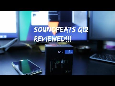 Soundpeat Q12: REVIEWED!!! SPOILER ALERT BEST BUDGET HEADPHONES