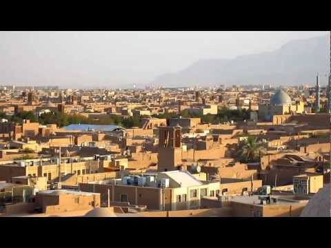 Yazd | Old City | Panoramic View | Unesco World Heritage Site | Iran 2012