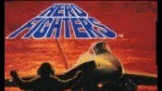 Aero Fighters | Bandera De Inglaterra | Super Nintendo |#1