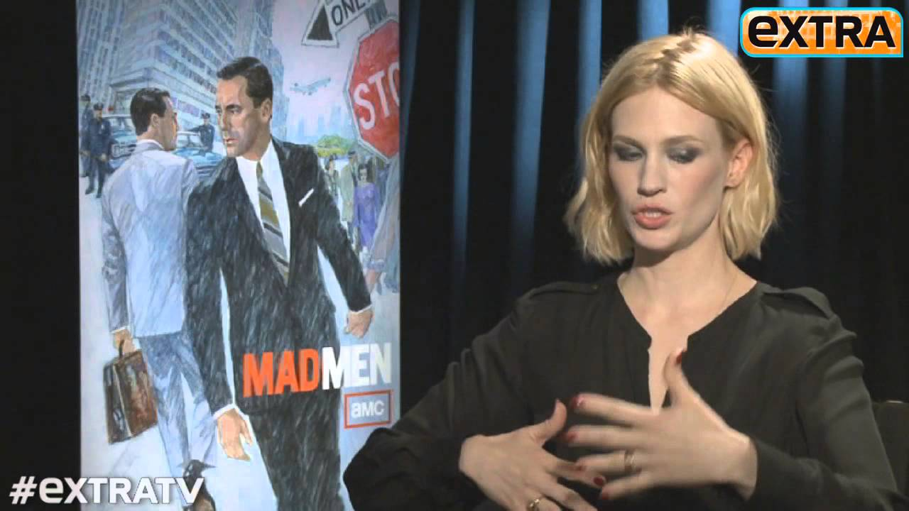 Mad Men Cast Dishes On Season 6 Affairs Fat Suits And More Youtube