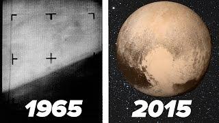 Space Exploration Then Vs. Now