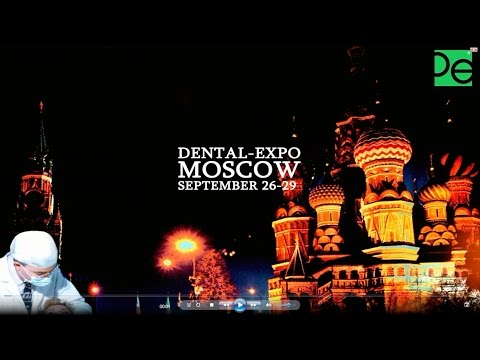 DENTAL-EXPO 2016, Moscow