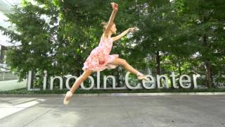 JUMP - dancers in slow motion featuring Jordan Matter, photographer