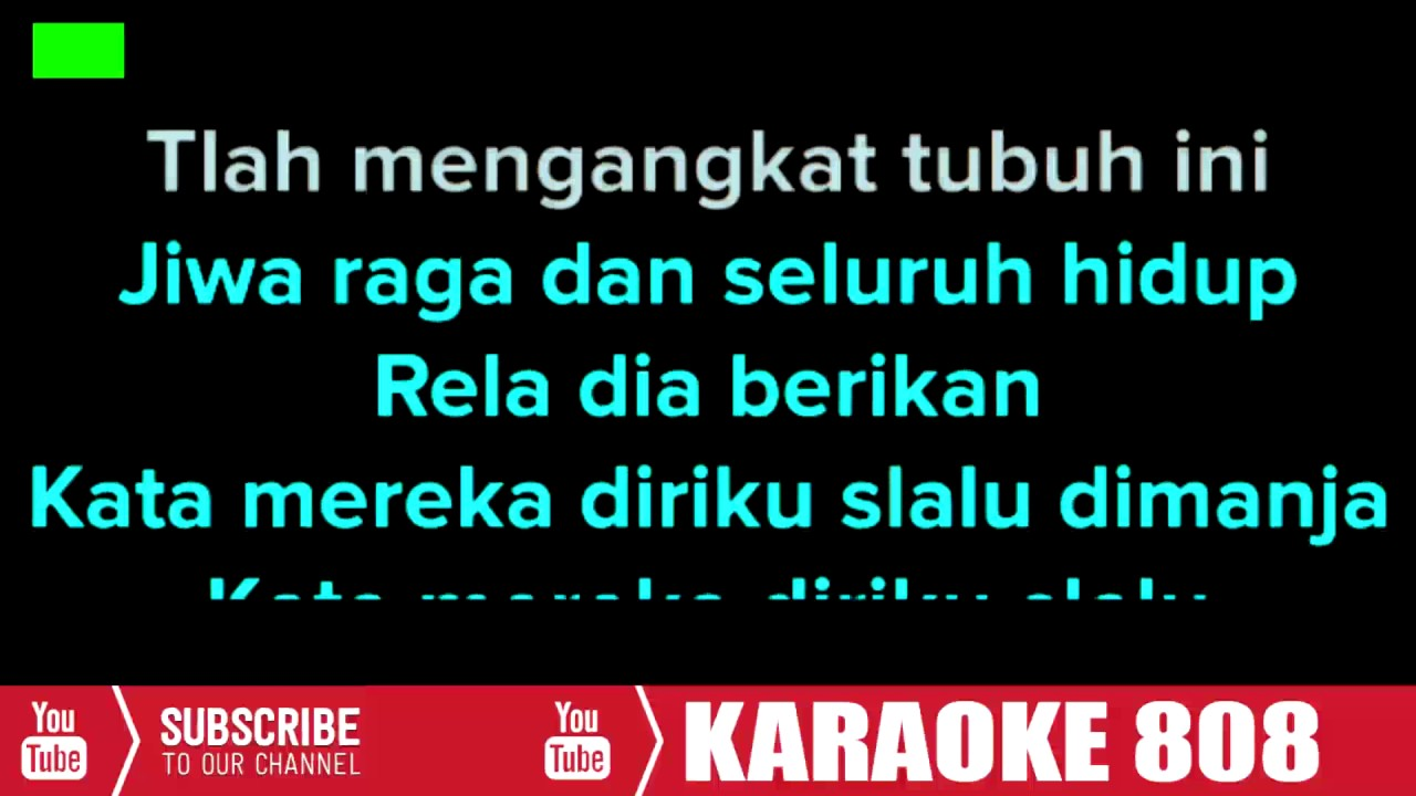Lirik lagu Bunda by Melly Goeslaw - YouTube