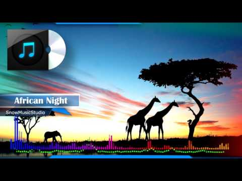 Epic African music  African Night royaltyfree music