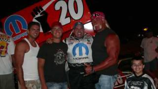 Hulk Hogan interview on Bubba the love sponge 1 of 4