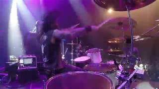 Bootyard Bandits - Ladies' Man DRUM CAM. Live in Tilburg